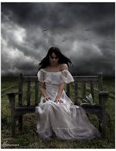 Tiempo gris... esperas lastimosas... sufrir...