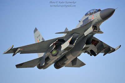 Su-30MKI at Red Flag
