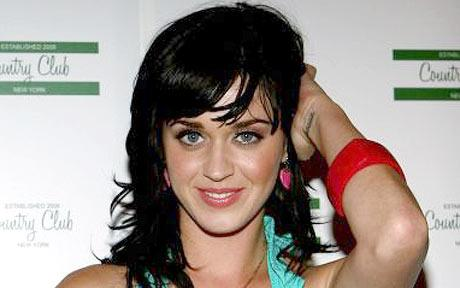 side sweep bang. Katy Perry#39;s Side Swept Bangs