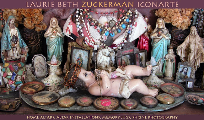 LAURIE BETH ZUCKERMAN ICONARTE