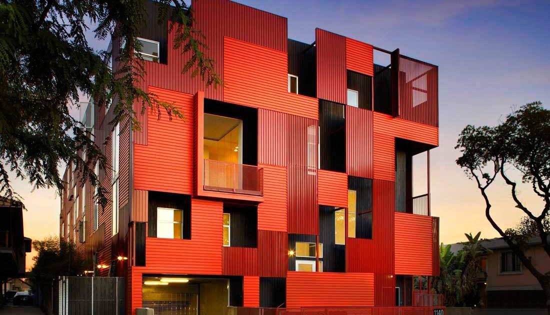 Todo sobre arquitectura vivienda colectiva formosa for Todo sobre arquitectura