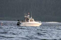 Gamlebåten på vannet