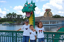 All 3 at Disney