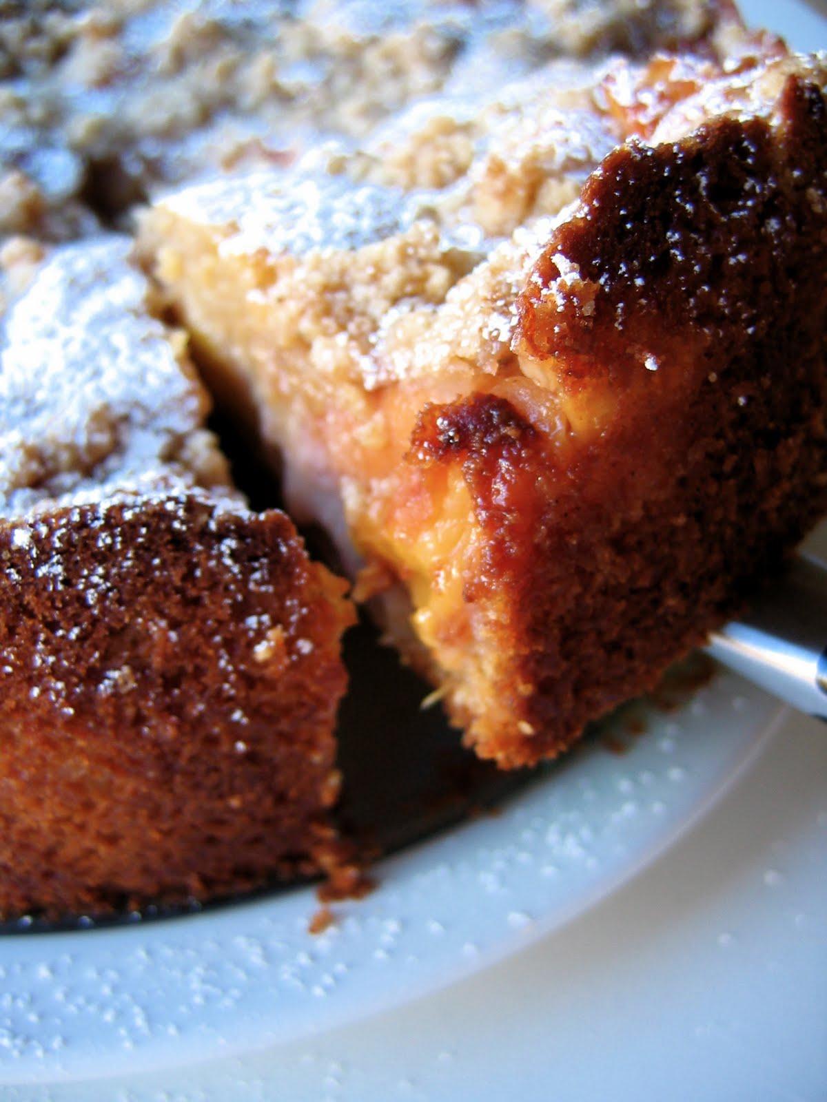 The Bojon Gourmet: Vanilla Brown Butter Peach Buckle