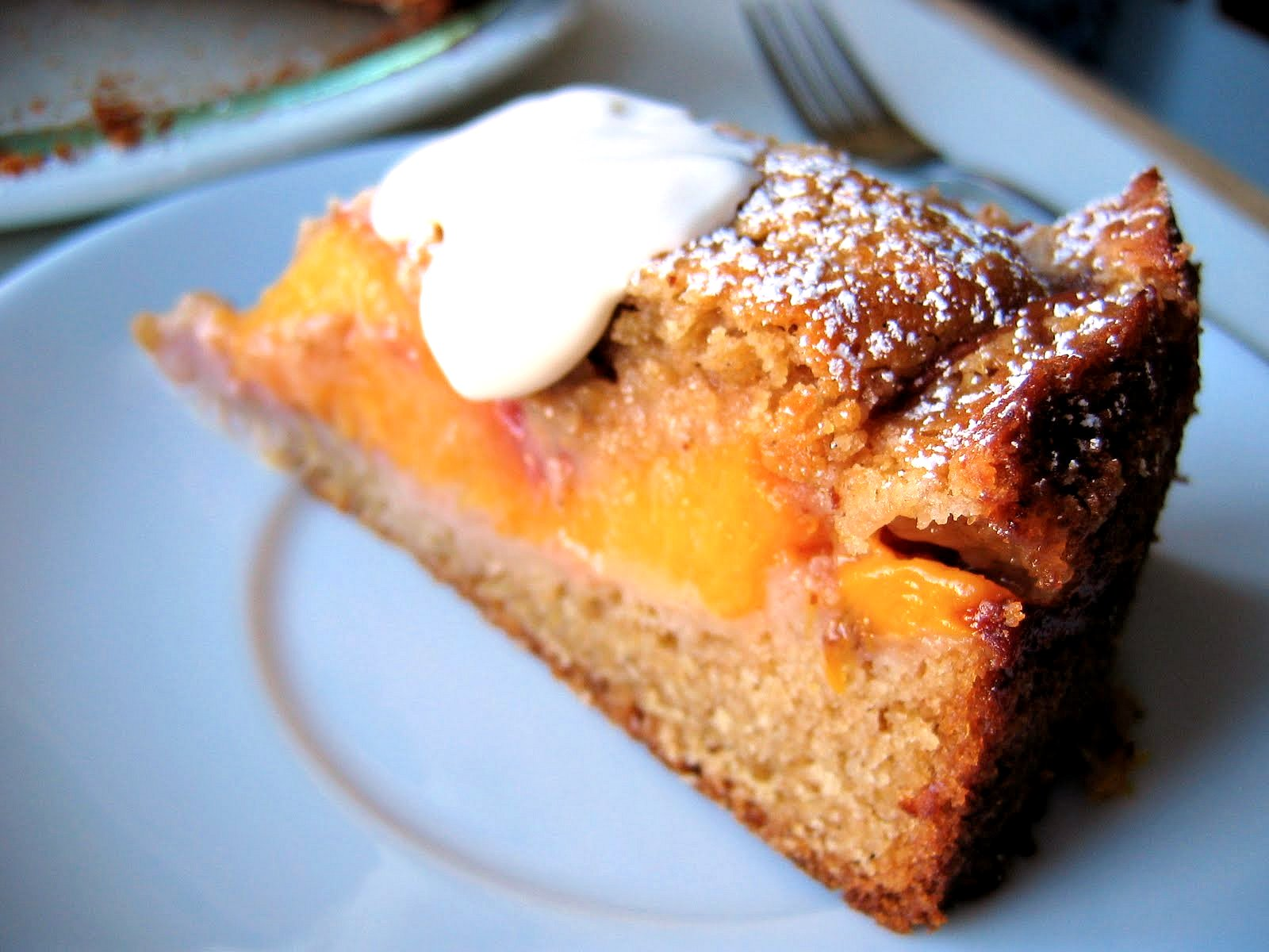 Vanilla Brown Butter Peach Buckle • The Bojon Gourmet
