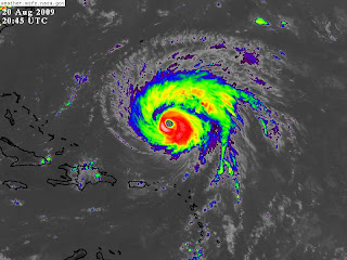 >Bill ready to become category 4 once again, track uncertainly remains