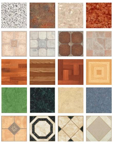 Linoleum Floor Covering : walk down the flooring aisle at home depot or lowes,