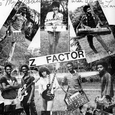 Z-FACTOR - Dance Party Album 1984