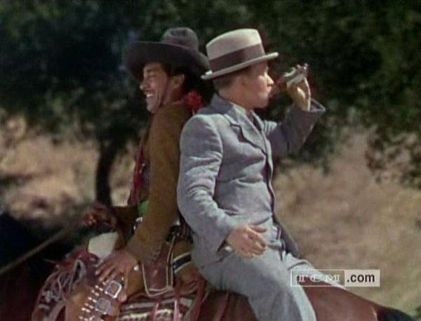julian rivero and el brendel in okay jose