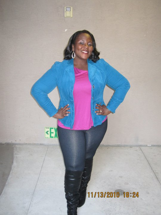 Plus Size Diva!: Not so skinny GENES in my skinny jeans