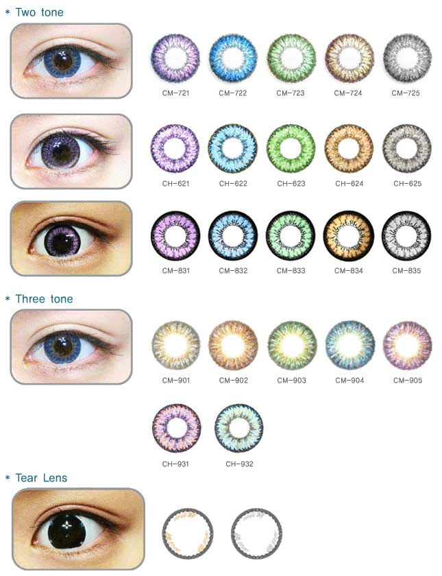 Pictures Of Different Color Contacts 3