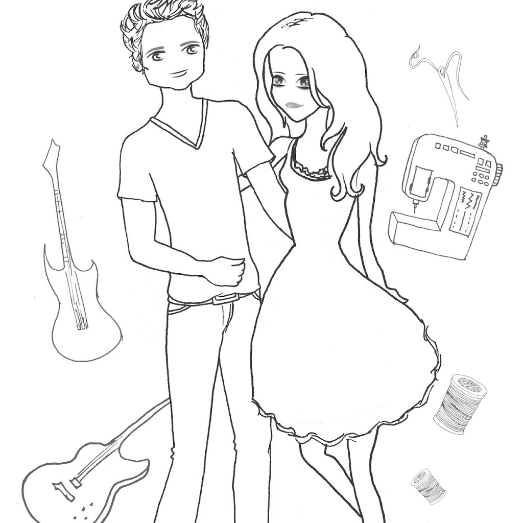Easy Cute Love Drawings For Your Boyfriend