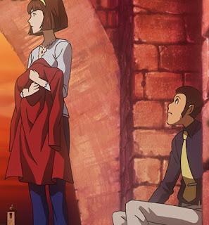 Lupin Sansei The Last Job