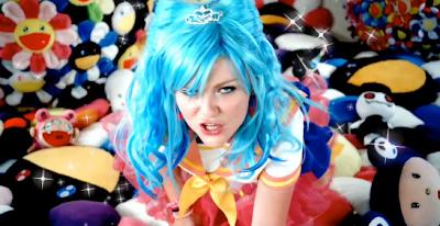 Akihabara Majokko Princess - Kirsten Dunst Cosplay