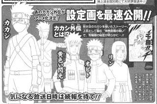 Anime Kakashi Gaiden