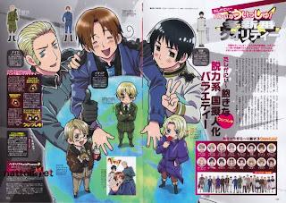 Hetalia Anime