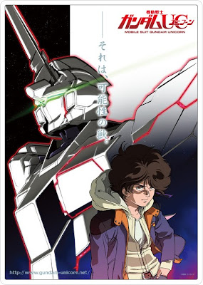 Gundam Unicorn Anime