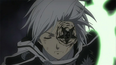 D.Gray Man Anime