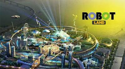 Robotland Taekwon V