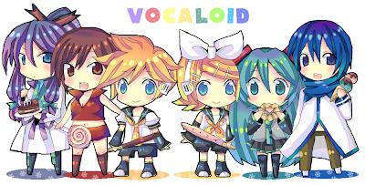 Vocaloid2 Hatsune miku