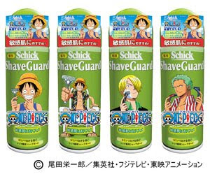 One Piece Schick