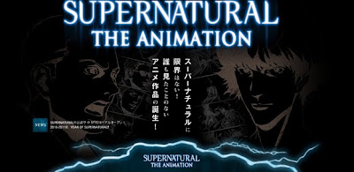 Supernatural Anime