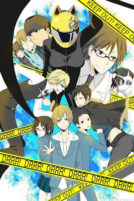 Durarara Anime dvd