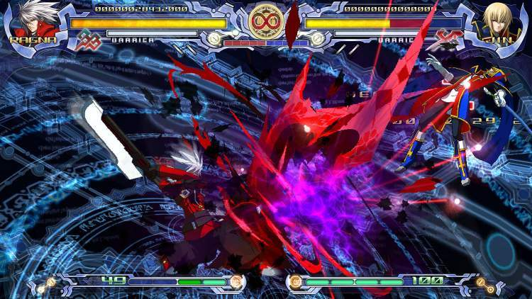 GAME [PC]Blazblue Calamity Trigger BlazBlue+06