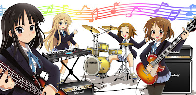 Houkago Tea Time K-ON!