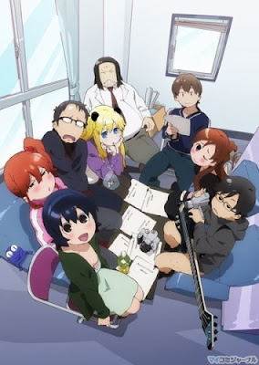 Hen Zemi anime tv 2011