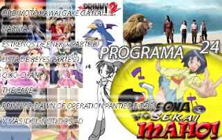 Persona No Sekai MaHo! Programa 24 Podcast