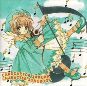 galeria de sakura Cardcaptor+Sakura+Character+Songbook