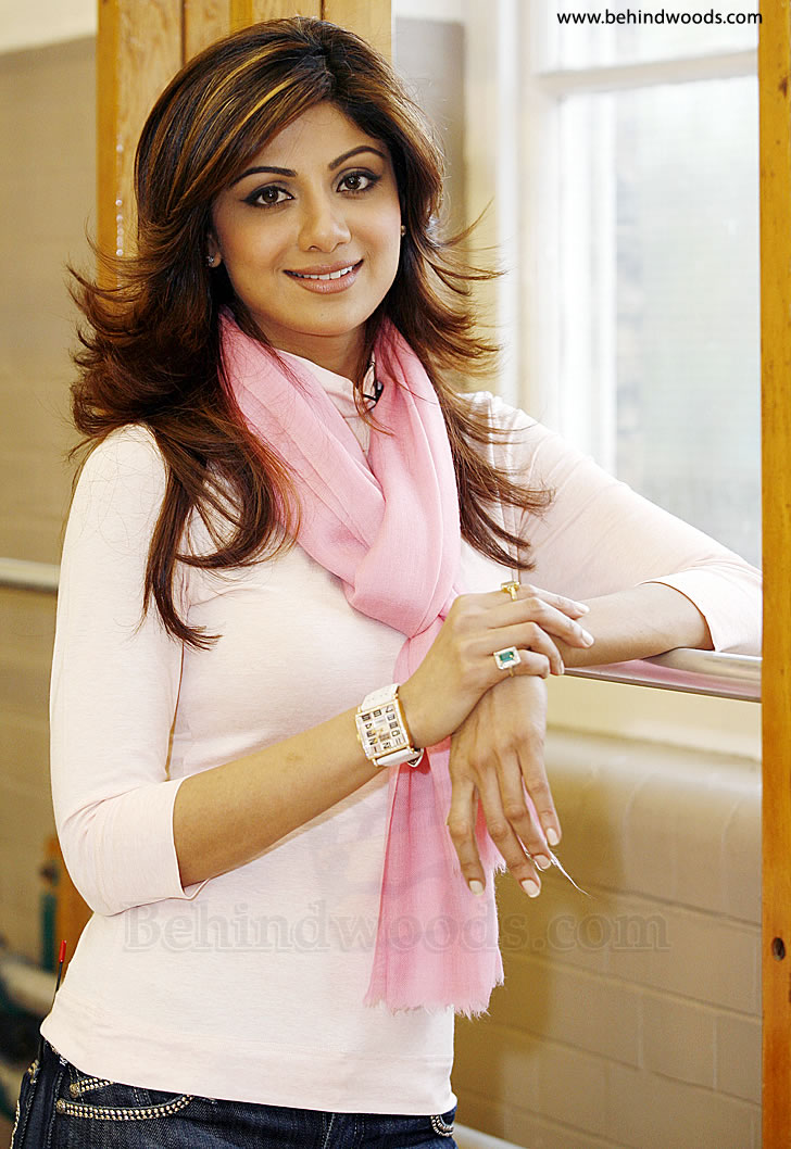 Shilpa Shetty - Actress Wallpapers
