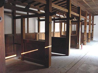 Umaya Stables, Hikone Castle, Shiga Prefecture