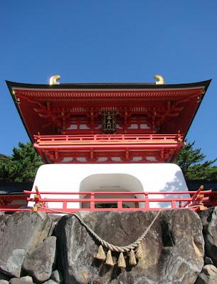 Akama Shrine Shimonoseki