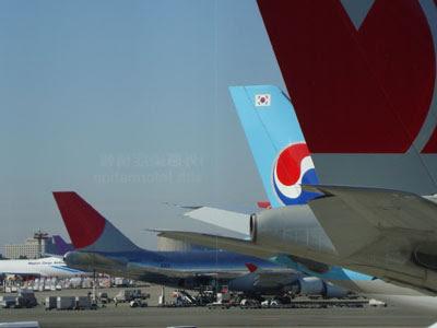 Narita Airport, Chiba, Japan.