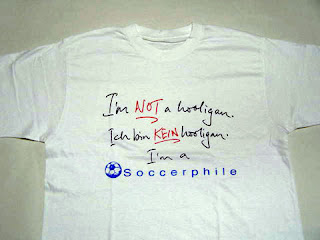 Win a Free Soccerphile T-shirt