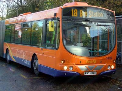 Bath bus #18