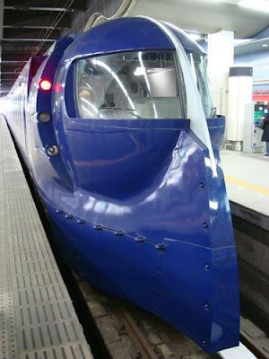 Rapi:t Train To Kansai International Airport