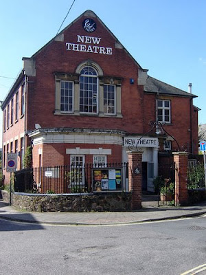 New Theatre Exeter, Devon.