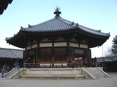 Yumedono, Horyuji Temple Nara