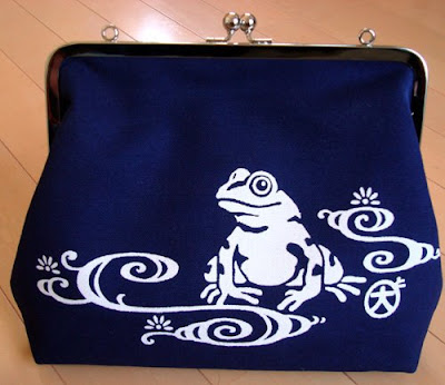 Japanese Sailcloth Bags and Aprons