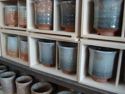 Hagi Pottery