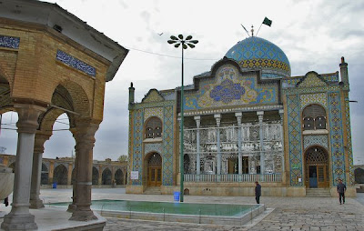 Imamzadeh Hossein, Qazvin