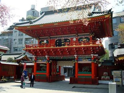 Kanda Myojin Tokyo