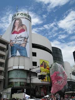 Laforet Harajuku.