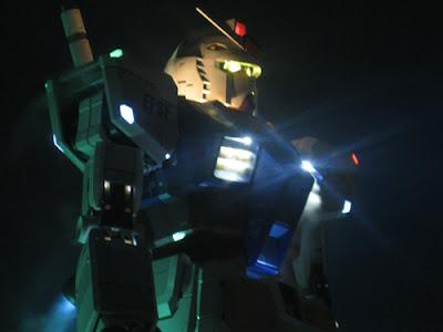 Green Tokyo Gundam Project