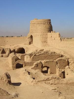 Yazd Meybod Fort