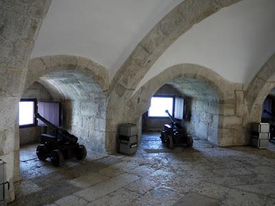 Torre de Belem Cannon