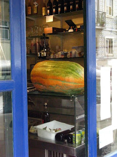Pumpkin Bar, Lisbon
